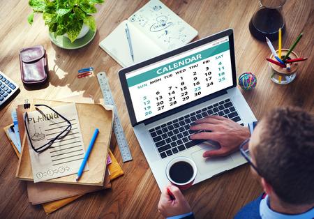35338745 - calendar contemporary digital device concepts
